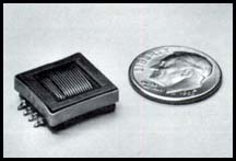 High Current Surface Mount Inductor Photograph